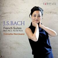 J.S.バッハ:フランス組曲 第1集/CD/CMCD-25038