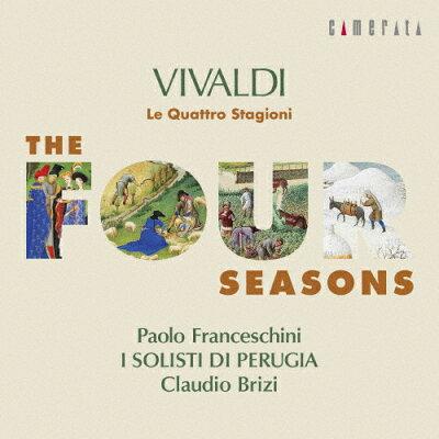 ヴィヴァルディ:四季/CD/CMCD-28280