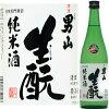 男山 生もと純 生酒 720ml
