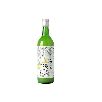 しゅムリエ 無添加 ゆず酒の素 720ml
