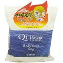 Qiパワー ソルトバス ボディソープ グレープフルーツの香り 100g