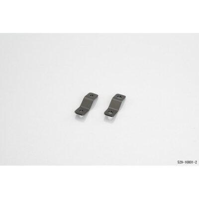 2輪 キタコ ユニバーサルステー z型/   厚  m8ボルト用/2plcs 0900-529-10802