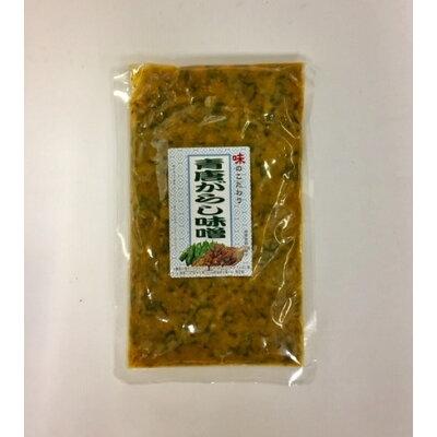 ケーアイフーズ 青唐辛子味噌 250g