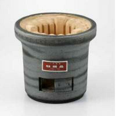 燃焼器具 SU0006 木炭コンロ大型 銀