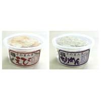 オカベ 無添加食品 そのまんま ちりめん(12g×10パック)&えび(12g×10パック) (0240050)