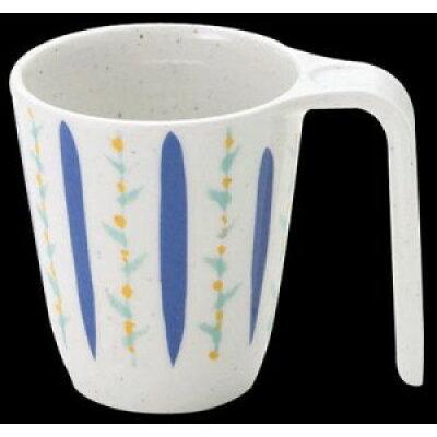 信濃化学工業 シンカ ユニバーサルデザイン食器 マグカップ やなぎ縞 3個