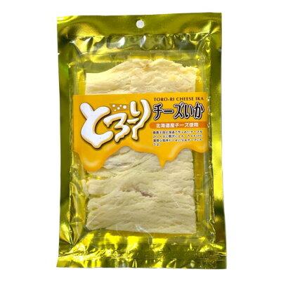 北海道 とろーりチーズいか