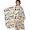 カトレア本舗 カトレア No.3233 ニュークマさん子供刈布ホワイト405001-3233-WH