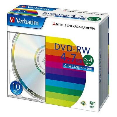 Verbatim DVD-RW DHW47Y10V1