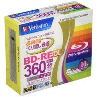 Verbatim BD-RE VBE260NP10V1