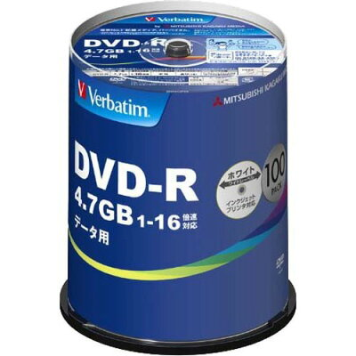 Verbatim DVD-R DHR47JP100V4