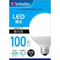 三菱 E26 LEDボール球  品番LDG14D-G/LCV2
