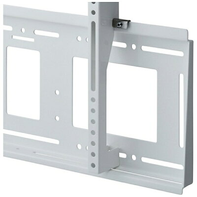 ハヤミ工産 テレビ壁掛金具 ホワイト MH-851W