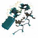 自動点灯機能付きミルキーライト ワームホワイト  / 友愛玩具