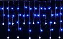 LEDケサランパサランカーテンライト(ブルートゥインクル) WG-3326