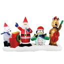 エアーディスプレイLLクリスマスバンド  クリスマス イルミネーション
