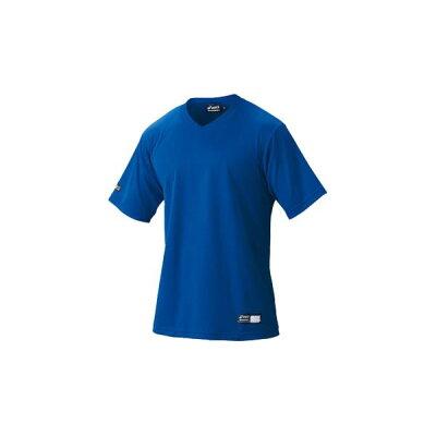 アシックス 野球 ベースボールTシャツ 43 ロイヤル(bat005-43)
