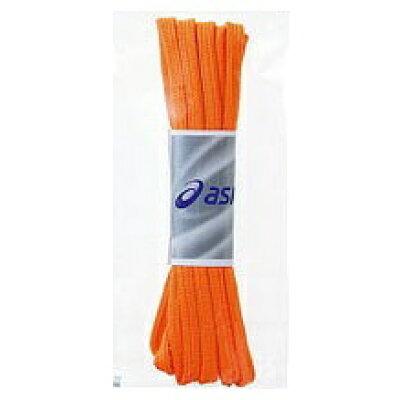 アシックス asics TXX116 フラットシューレース 細タイプ 130cm 09 オレンジ TXX116