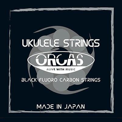 ウクレレ弦セット ソプラノ コンサート用 OS-HARD
