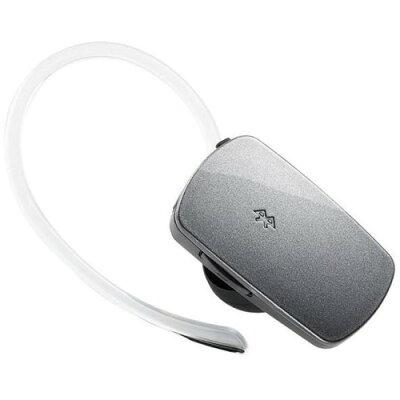 ロジテック ヘッドセット Bluetooth 3.0 超小型 通話 会議 シルバー LBT-MPHS400MSV(1個入)