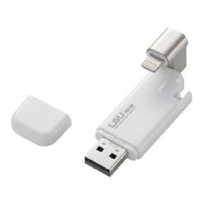 Logitec USBメモリー LMF-LGU216GWH 16GB