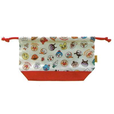 アンパンマン ANC-900 お弁当袋 赤 011391