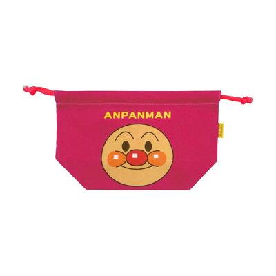 011476 伊藤産業 ANPANMAN アンパンマンANY 800お弁当袋カラフルピンク