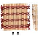 PKCP802 糸巻コースター 22-411 B 白 4992135138412