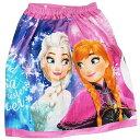 ラップタオル 60cm丈 巻きタオル キッズ Disney ディズニー アナと雪の女王 スノードリーミー マキタオル