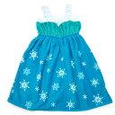アナと雪の女王 ラップタオル キッズ バス ドレス タオル エルサ ディズニー バス用品 海 プール サマー