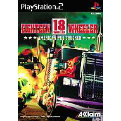 PS2 18WHEELER Playstation2 PlayStation2