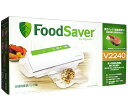 FoodSaverフードセーバー V2240 家庭用 真空パック器 専用