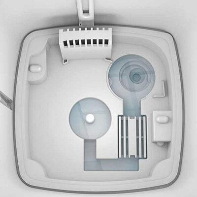 スタドラーフォーム Stadler Form 2955 加湿器 Eva little ホワイト 超音波式
