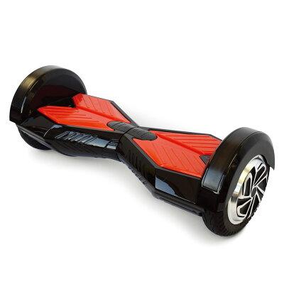 R8 バランススクーター ブラック×レッド