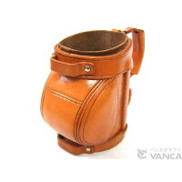 VANCA CRAFT 革物語 本革製メガネ小物スタンド ゴルフバッグ