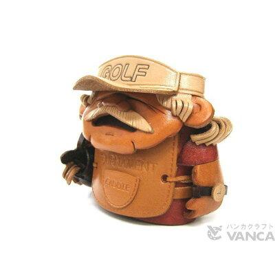 VANCA CRAFT 革物語 本革製メガネ小物スタンド キャディー