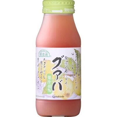 マルカイ 順造選 グァバ 果汁40%(180ml)