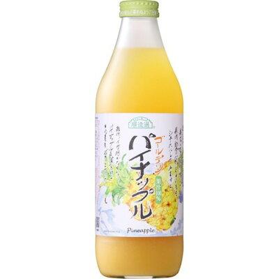 マルカイ 順造選 ゴールデンパイナップル 果汁100%(1L)