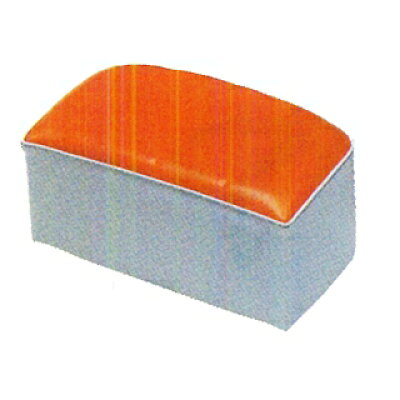 K-38 補助椅子 オレンジ