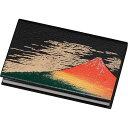 カードケース 赤富士 3V-341 山中漆器
