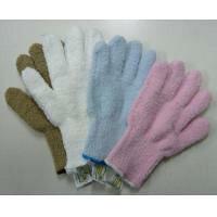 ウルトラ・マイクロファイバー手袋 エコテックスタグ付き×4色セット(KE702-WH・SB・BE・PK)