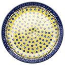 Ceramika Artystyczna ツェラミカ アルティスティッチナ プレート 24cm サフラン 97110445