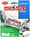 ミニキーチェーンゲーム MONOPOLY モノポリー