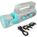 スーパーNEW グローリーラジオライト 携帯・スマホ充電機能付