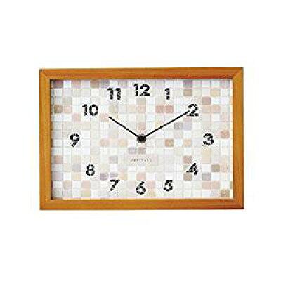 インターフォルム 掛け時計 cl-1381-bn