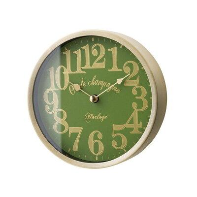 インターフォルム 掛け時計 リフォード Lifford グリーン CL-1700GN CL-1700GN
