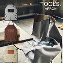 Tools. ツールズ エプロン カフェエプロン ワークエプロン インターフォルム