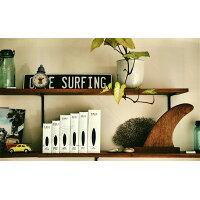 INTERFORM インターフォルム 収納ケース ボックス ホワイト 幅15×奥行20×高さ5.5cm Surf Bum サーフ バム GD-3223