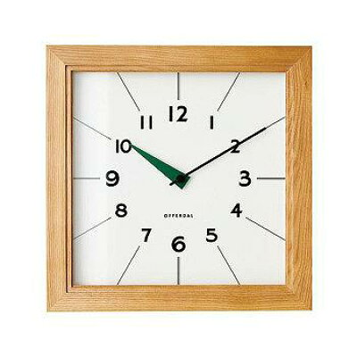 電波時計 壁掛け時計 掛け時計 時計 Donarda ドナーダ ウォールクロック クロック interform インターフォルム CL-3353