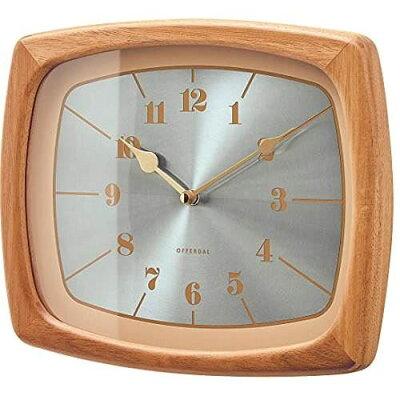 インターフォルム 掛け時計 Enoch イーノク CL-3853